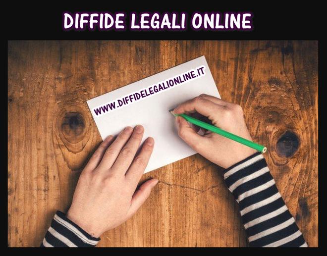 diffide legali online